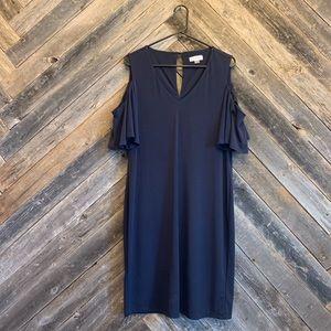 Calvin Klein - Cold Shoulder Dress